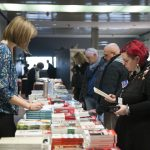 Le stand de la libraire La Boîte à Livres
