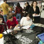 Le stand Radio Campus