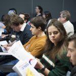 Journée éducation à l'information : les scolaires participent aux Assises !