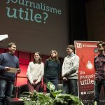 Prix Région Centre Val-de-Loire : Le presse papier et Phil FM, Collège Philippe de Commynes.