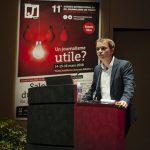 Aurélien Preud'homme, directeur d'études à l'Institut Viavoice présente les résultats de l'enquête