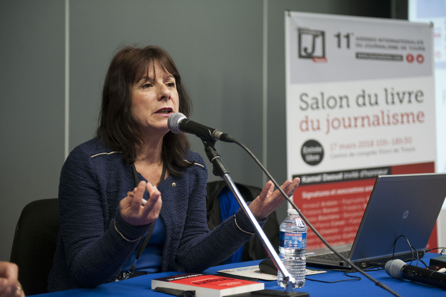 Patricia tourancheau les assises du journalisme for Salon du livre a troyes